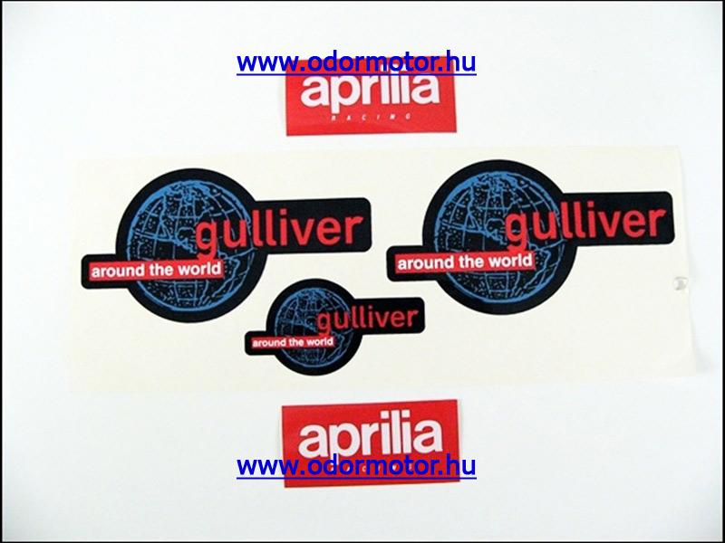APRILIA GULLIVER MATRICA KÉSZLET GULLIVER - 2290 Ft