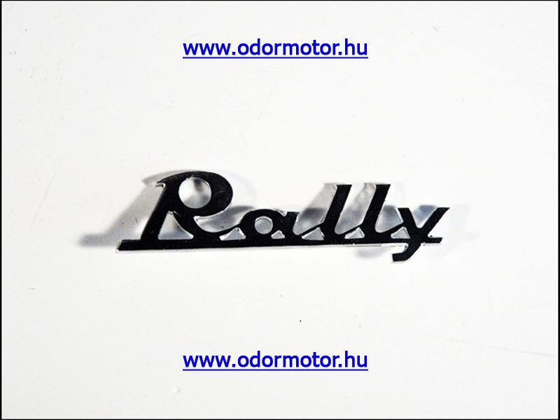 APRILIA RALLY EMBLÉMA RALLY - 1790 Ft