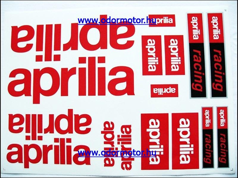 APRILIA UNIVERZÁLIS MATRICA KÉSZLET APRILIA PIROS - 1190 Ft