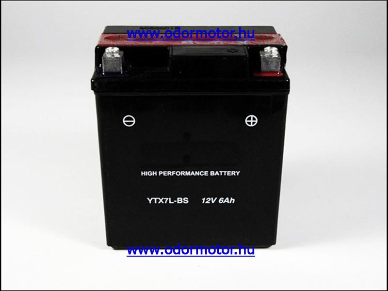 HONDA AKKUMULÁTOR CBR 250 R YTX7L-BS - 8100 Ft