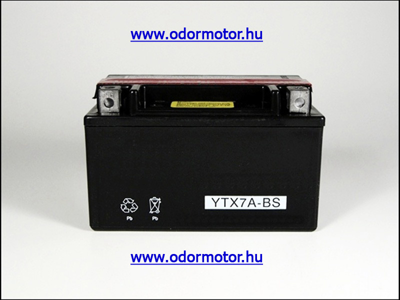 HONDA AKKUMULÁTOR TR 200 Fat Cat YTX7A-BS - 8100 Ft