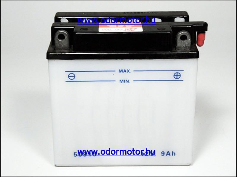 MZ Kompatibilitási listában felsoroltak Akkumulátor YB9L-B - 12790 Ft
