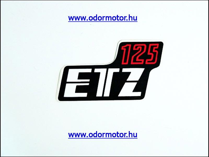 ETZ 125 MATRICA DEKNIRE 125 - 90 Ft