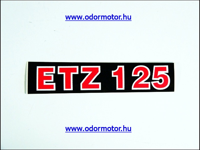 ETZ 125 MATRICA DEKNI 125 /CSiK/ - 90 Ft