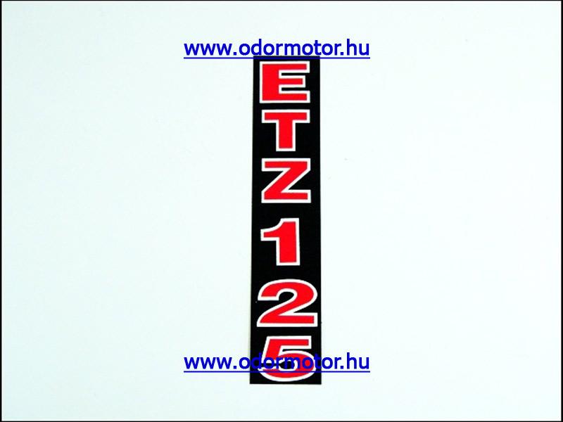 ETZ 125 MATRICA TELESZKÓP SZÁRRA 125 - 90 Ft