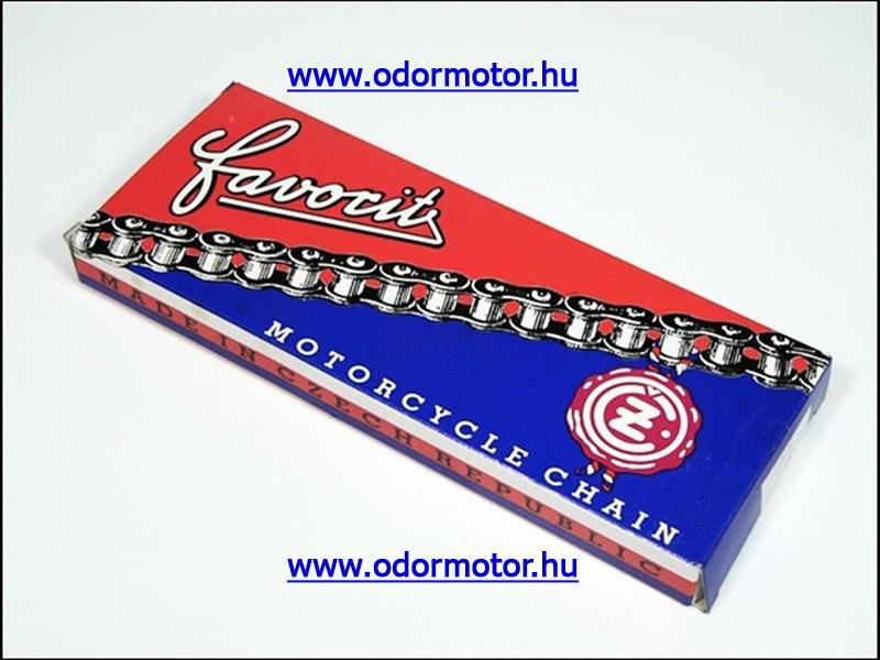 ETZ 150 LÁNC 128 TAGÚ 1/2X5/16 FAVORIT - 5690 Ft