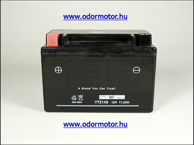 HONDA AKKUMULÁTOR VT 750 C2 Shadow YTZ14-S - 13500 Ft