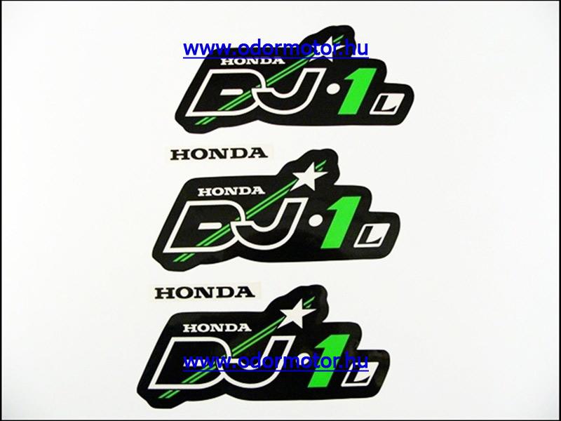 HONDA DJ 1 MATRICA KÉSZLET DJ1 - 1790 Ft