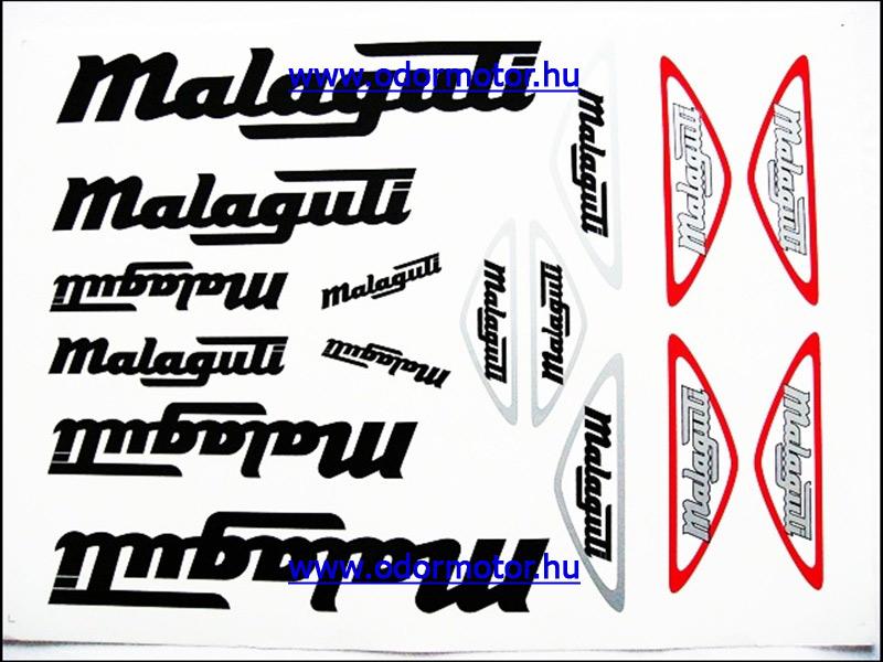 MALAGUTI UNIVERZÁLIS MATRICA KÉSZLET MALAGUTI FEKETE-EZÜST - 1190 Ft