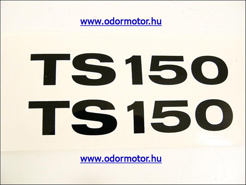 MZ-TS 150 MATRICA DEKLIRE PÁR - 1690 Ft