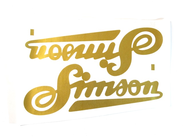 SIMSON 250 MATRICA BENZINTANKRA  - 1990 Ft