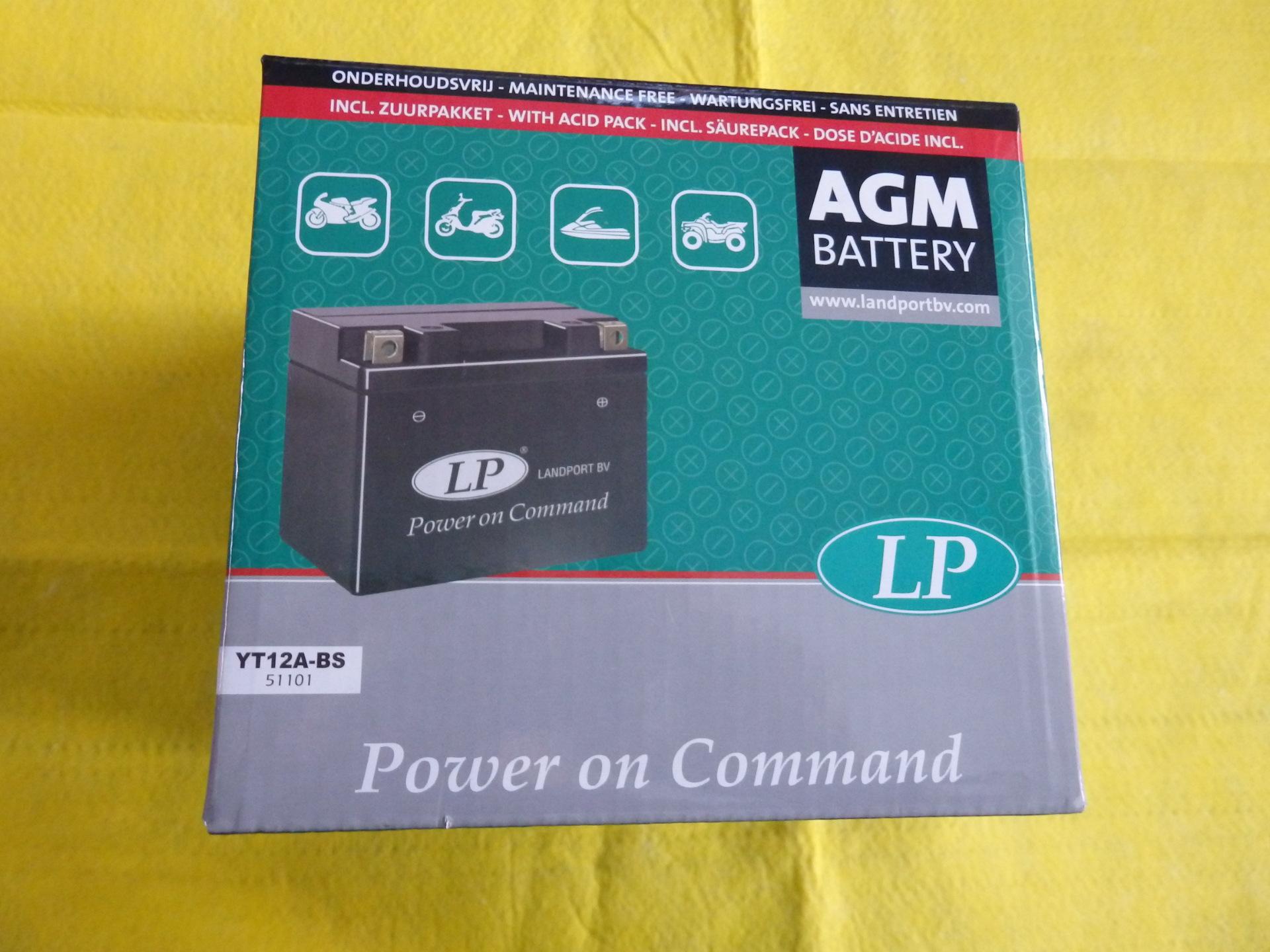 SUZUKI Kompatibilitási listában felsoroltak Akkumulátor YT12A-BS - 11990 Ft