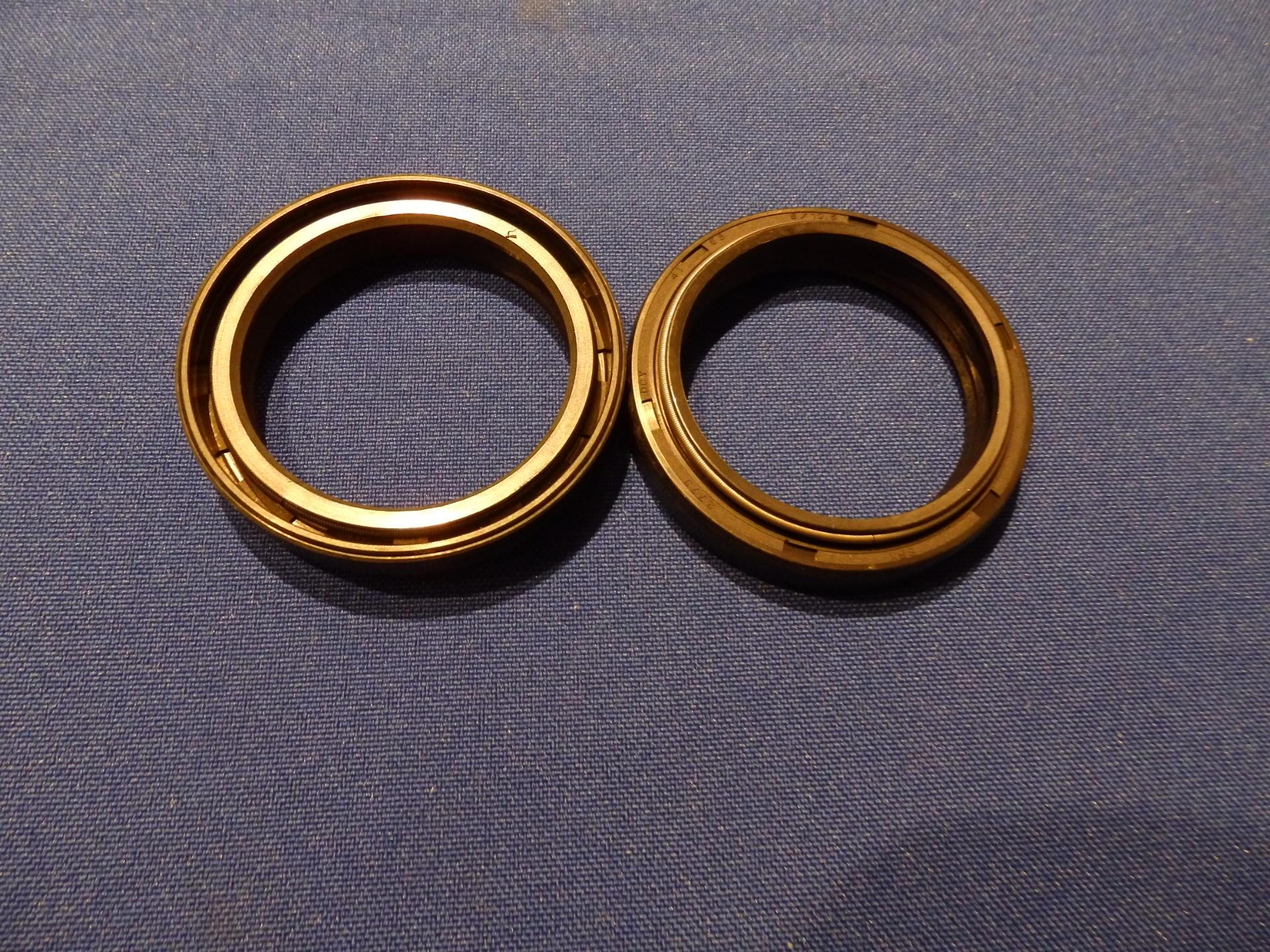SUZUKI BURGMAN Teleszkop szimering 41x53x8/10,5,Burgman 400 99-2011 - 3990 Ft