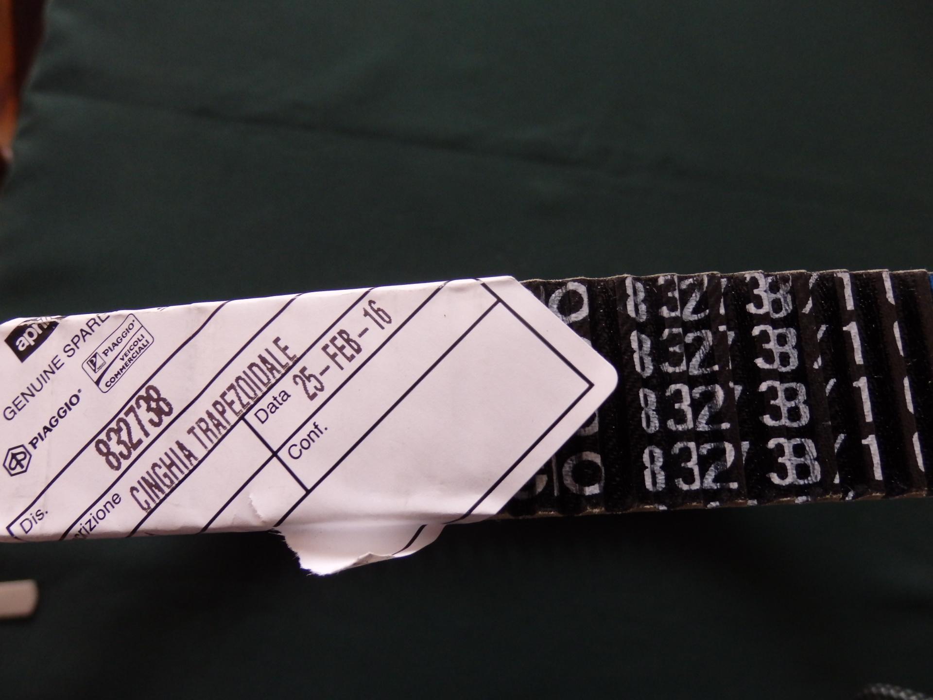 APRILIA NEXUS EURO 3 500 ÉKSZÍJ 28x1036 NEXUS EURO 3 500 (06-09) - 25300 Ft