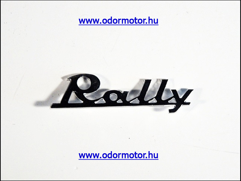 APRILIA RALLY EMBLÉMA RALLY - 1690 Ft