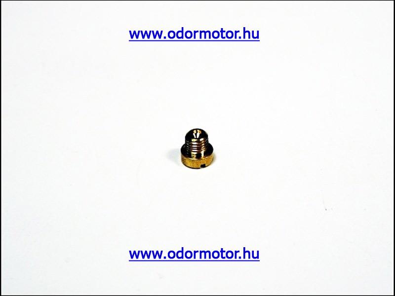 EGYÉB ROBOGÓ FÚVÓKA 74 DELLORTO M6X1 - 1490 Ft