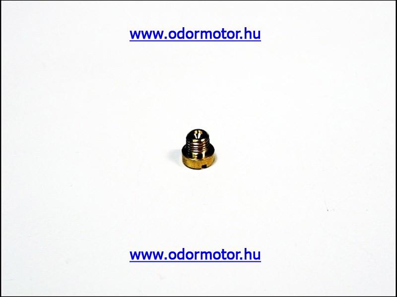 EGYÉB ROBOGÓ FÚVÓKA 80 DELLORTO M6X1 - 1490 Ft