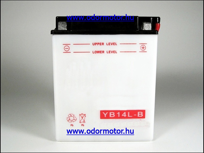 HONDA AKKUMULÁTOR CB 750 SC YB14L-A1 - 16690 Ft