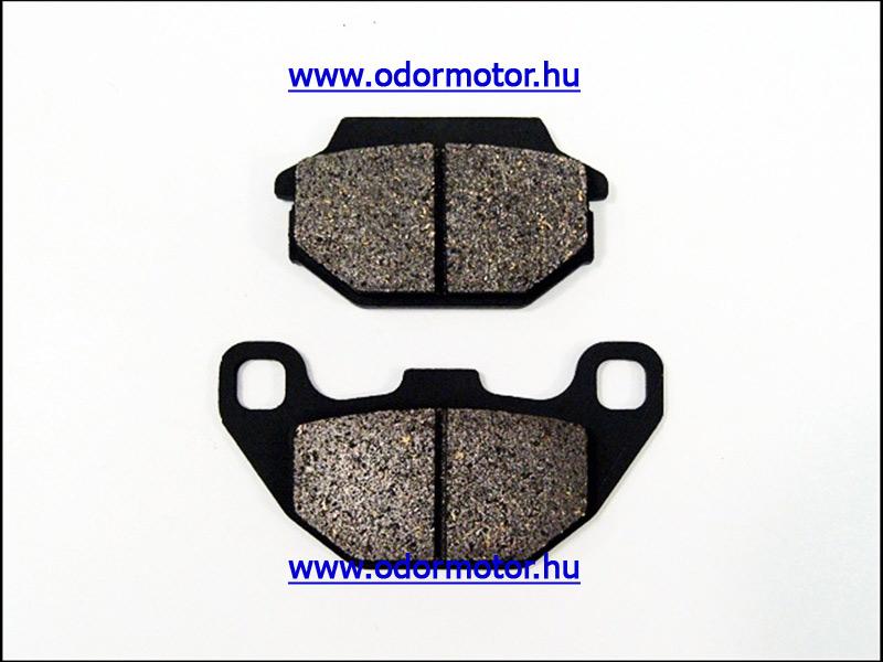 KYMCO MXER FÉKBETÉT HÁTSÓ - Mxer-Mxer Euro 2 (Quad) 150 (02>04) - 3190 Ft