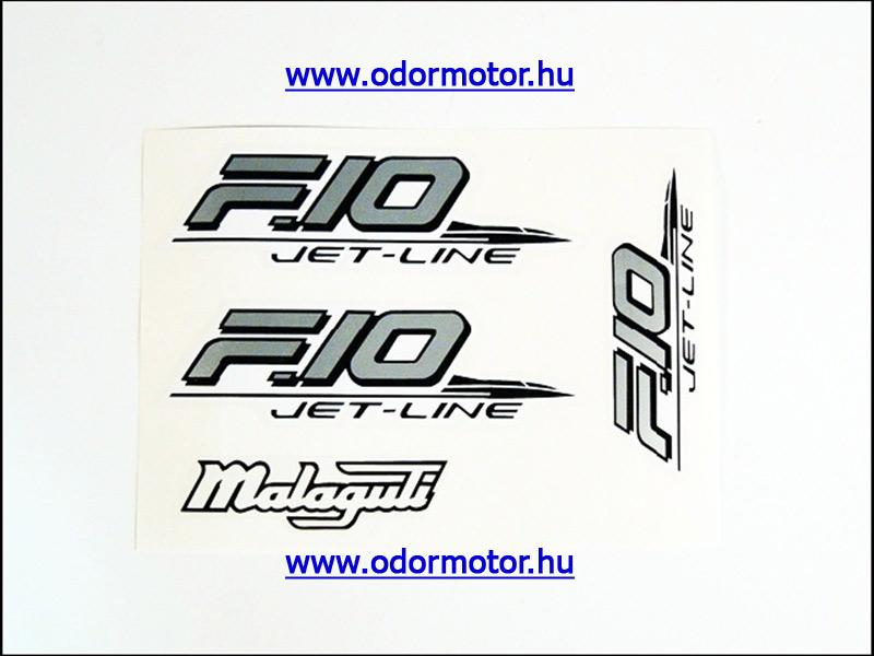 MALAGUTI F10 MATRICA KÉSZLET F10 /EZÜST-FEKETE/ - 2290 Ft