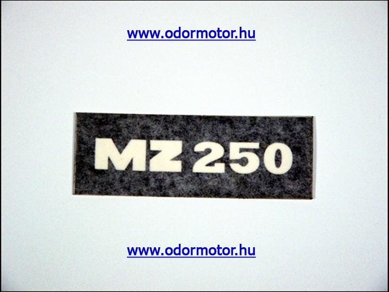 MZ-TS 250 MATRICA ÜLÉS AJTÓRA /NEGATiV/ - 1390 Ft